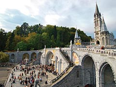 Pilgrimage to Fatima & Lourdes with Barcelona